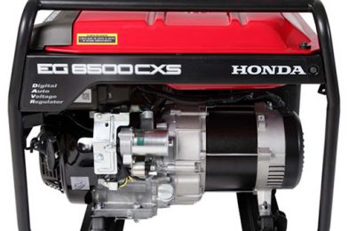 Review Genset Portabel Honda EZ6500CXS